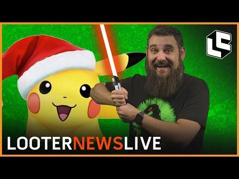 Last Jedi divides it's fandom, & Tarantino's making a Star Trek film! - Looter News LIVE!