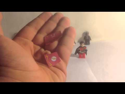 How to make lego decals for your custom minifigures and custom flash