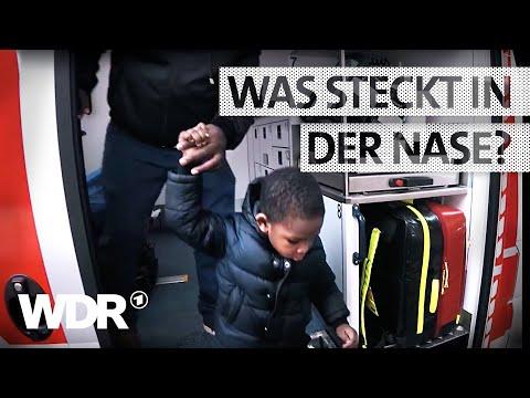 Feuer & Flamme | Gegenstand in Kindernase | WDR