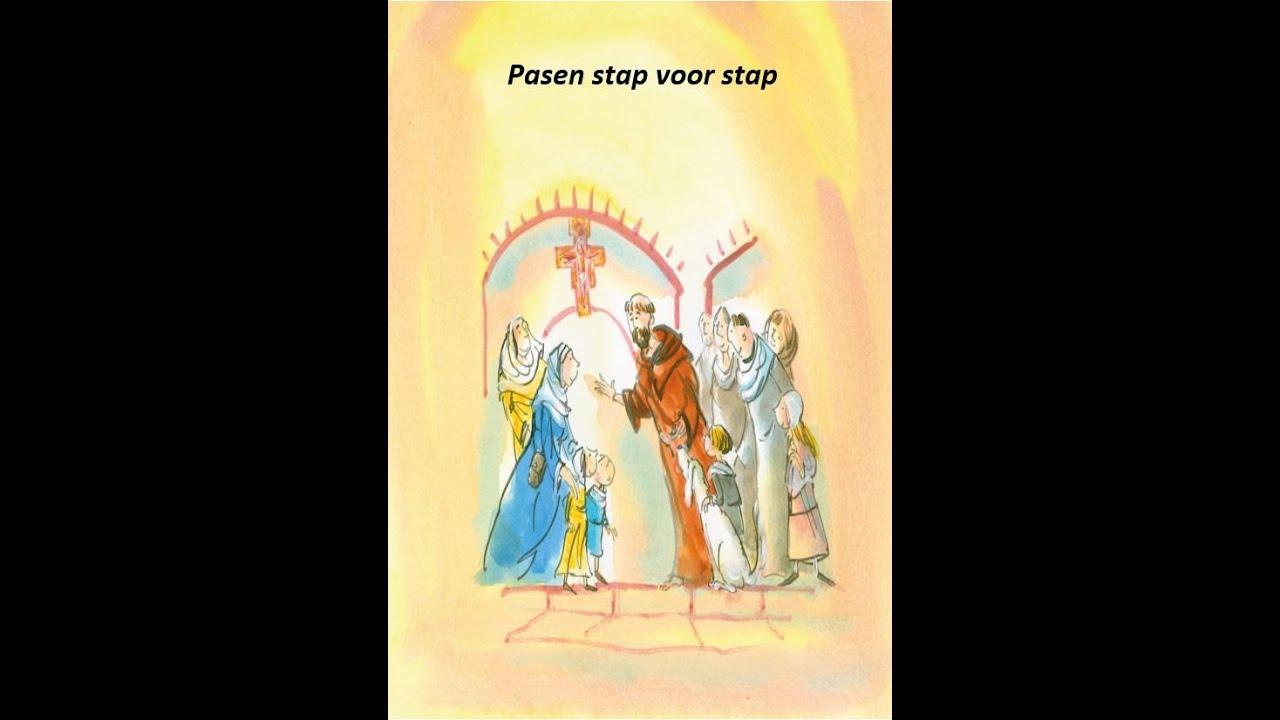de kruisweg jezus verteld aan kinderen vanaf 7 8 jaar