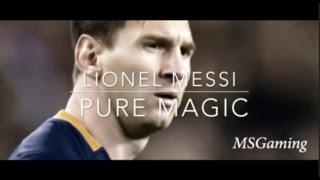 Lionel Messi Pure Magic • Amazing Goals/Skills - K.Flay - FML (Vanic Remix)