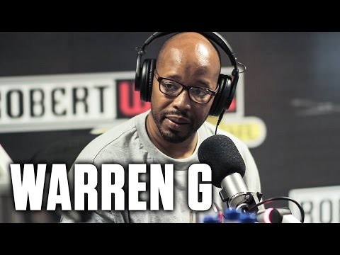 Warren G On Learning To Write Music, Timeless Music, Advice To New Artist, And More!