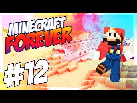 MINECRAFT FOREVER #12- MODDATO ITA - DISPERSI!!!