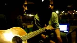 Kiya hua jo lari chuti (ECKLL) - Acoustic Guitar Cover by Bilal Shah & Shoiab Shah