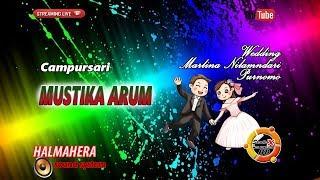 LIVE MUSTIKO ARUM//HALMAHERA SOUND//STUDIO X