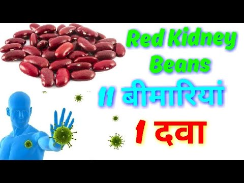Kidney Beans 11 health benefits:Red kidney beans Nutrition Facts and Health Benefits:Source protein
