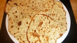 The Perfect Garlic Naan- Become Your Own Favorite Chef With Amy Westerman