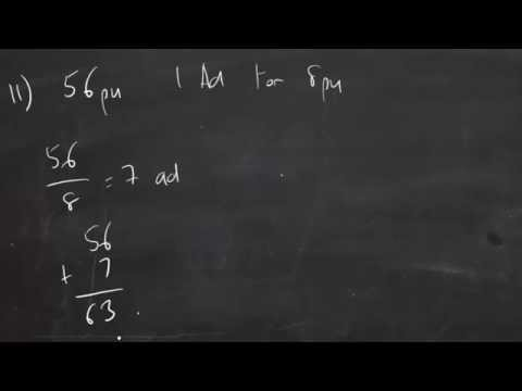 QTS Numeracy Test 03 (Mental Arithmetic) - Solutions in 18 Seconds!