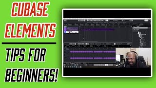 Beginner's Guide To Recording In Cubase Elements 11