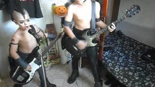 Os Desconhecidos, banda formada pelos irmãos Dennis (born: 25.04.20...