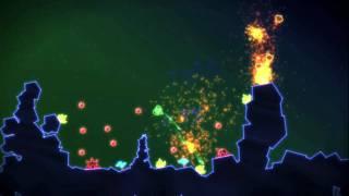 Gravity Crash (PS3 + PSP) gameplay trailer E3 2009