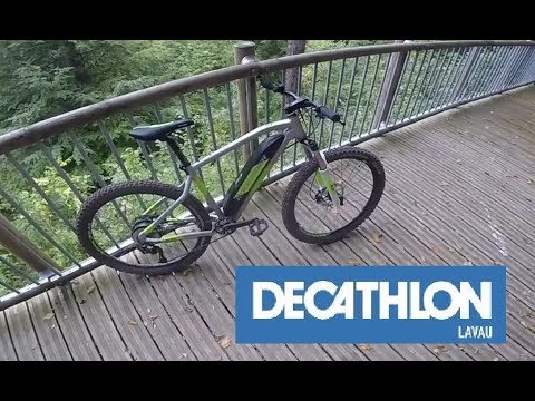 c1fbdf5bfc4a9 TEST VTTAE DECATHLON ?! Rockrider E-ST 500 - YouTube