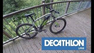 TEST VTTAE DECATHLON ?! Rockrider E-ST 500