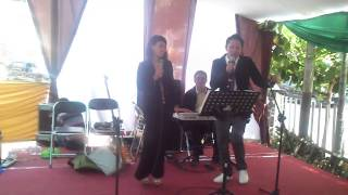 Doel Sumbang - Sami-sami - cover by SAKTI ft. Ima & Arif Arfaz on keyboard.mp4