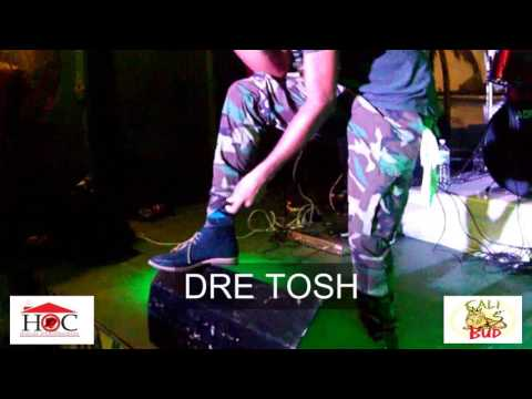 Dre Tosh Jungle Fyah Performance Feb 9th 2017 Part 2