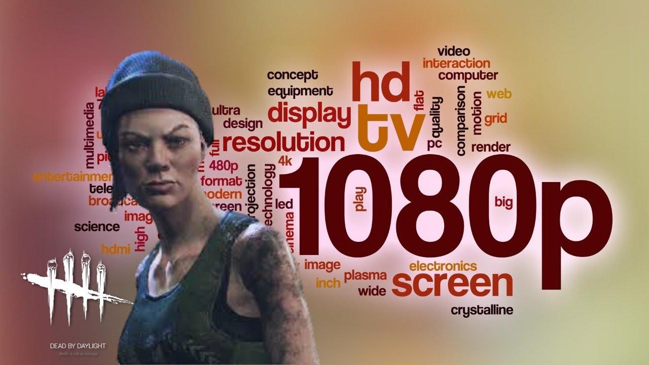 【DbD生放送アーカイブ】1080pテストで前半調子悪いけど後半は安定しています。