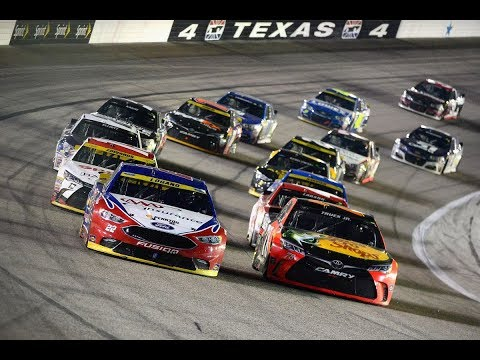 NASCAR First-Time Winners at Texas Motor Speedway