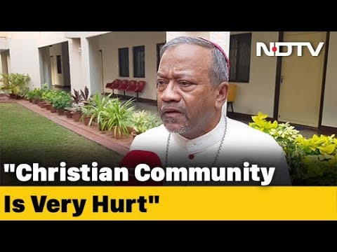 NDTV Exclusive: 'Statue Was Uprooted Like It Was Piece Of Cement': ArchbishopOf Bengaluru