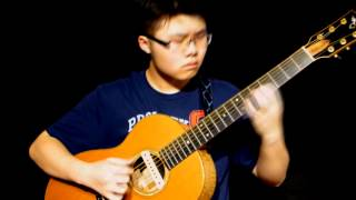 Tears for Fears arr. Andy McKee: Everybody Wants To Rule The World
