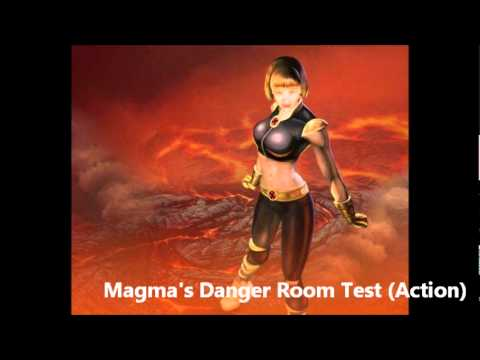 X Men Magma X-Men Legends OST 106 ...