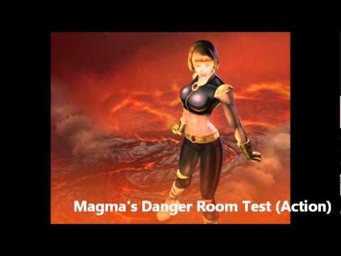 X Men Legends Magma X-Men Legends OST 106 ...