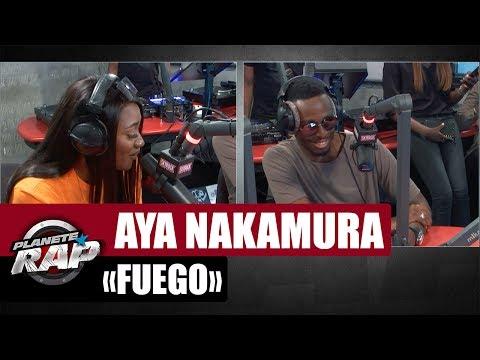 [EXCLU] Aya Nakamura 'Fuego' feat. Dadju #PlanèteRap