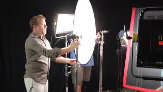 Modifying Lights: Ep 105 DSLR | Video Skills with Rich Harrington: Adorama Photography TV
