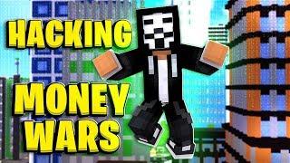 *NEW* Hacking Money Wars - Minecraft Modded Minigames | JeromeASF