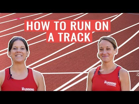HOW TO Run On A Track | Athletics Track Training Tips