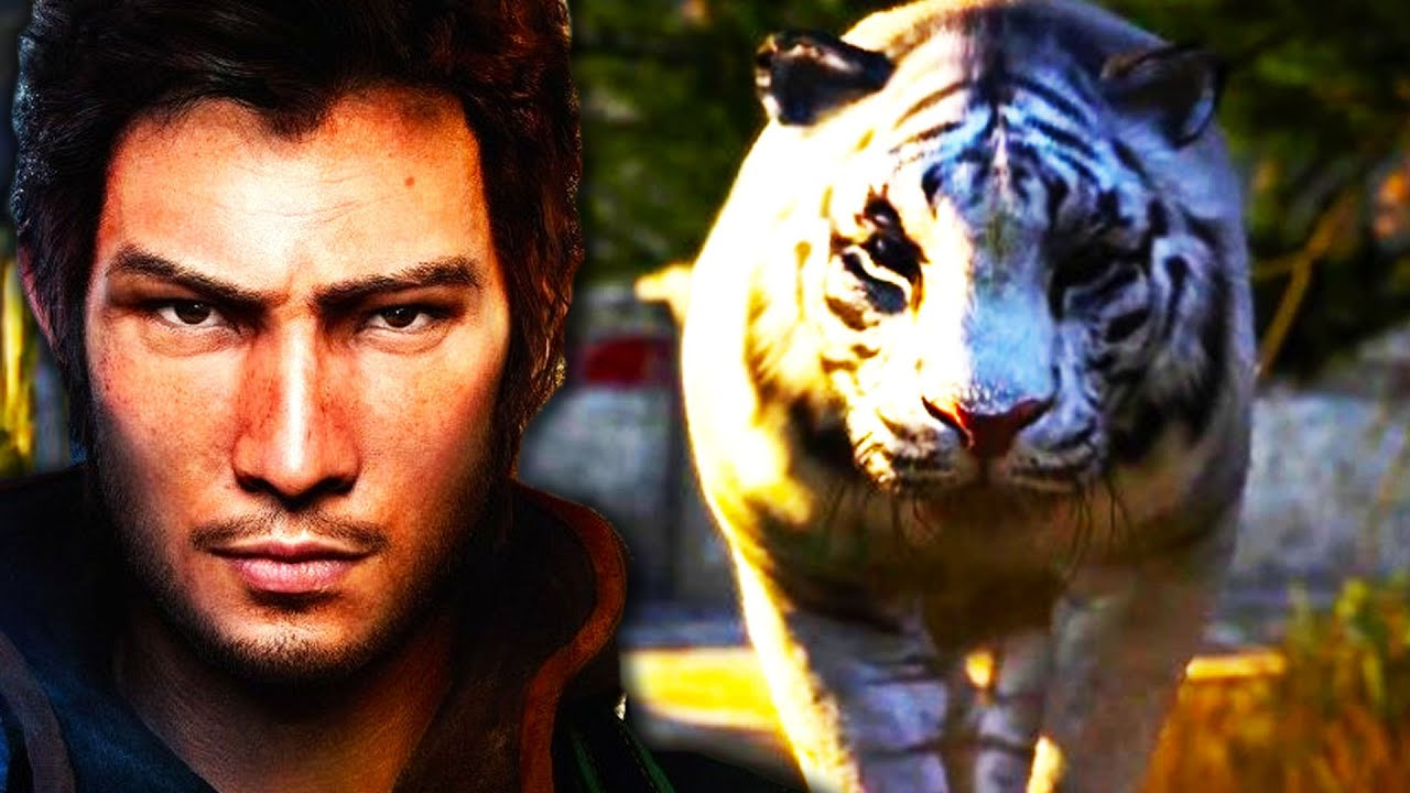 Far Cry 4: Hunting All Rare Animals