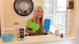 How to Make Lush Shower Jellies