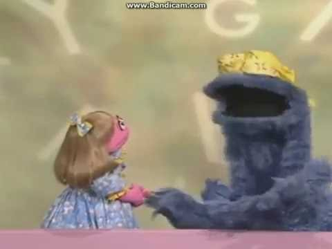 sesame street letter of the day sesame cookie letter of the day p 10711 | hqdefault