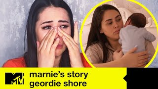 Marnie Simpson On Her Painful Bladder Condition After Giving Birth  | Geordie Shore: Their Story