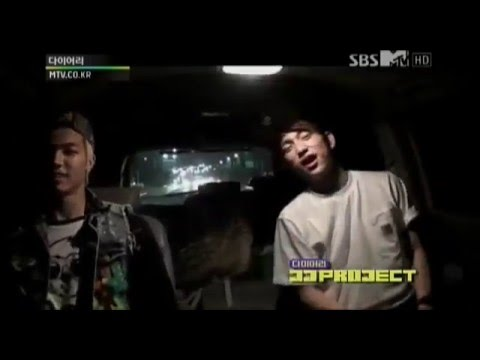 [cut] jj project singing hooked in the car