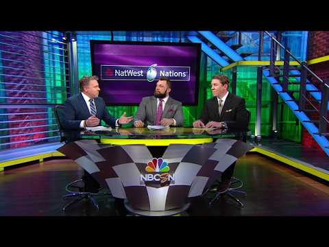 NBC's Lyle and Corbisiero on the schedule for 2018  NBC on NatWest 6 Nations