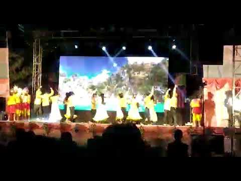 St francis de sales school seraikella annual day 2018 dance of 7 class