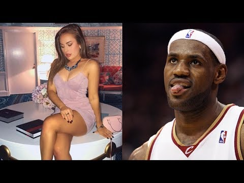 LeBron James CAUGHT Sliding into Instagram Baddie Heidi Hoback