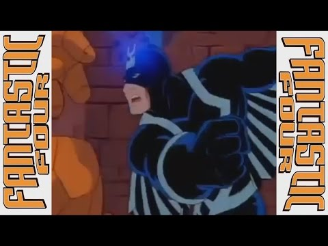 FANTASTIC FOUR (1994 TV series) (1990's Cartoon) - EPISODE #16 (REMASTERED) (HIGH QUALITY) ENG-DUB
