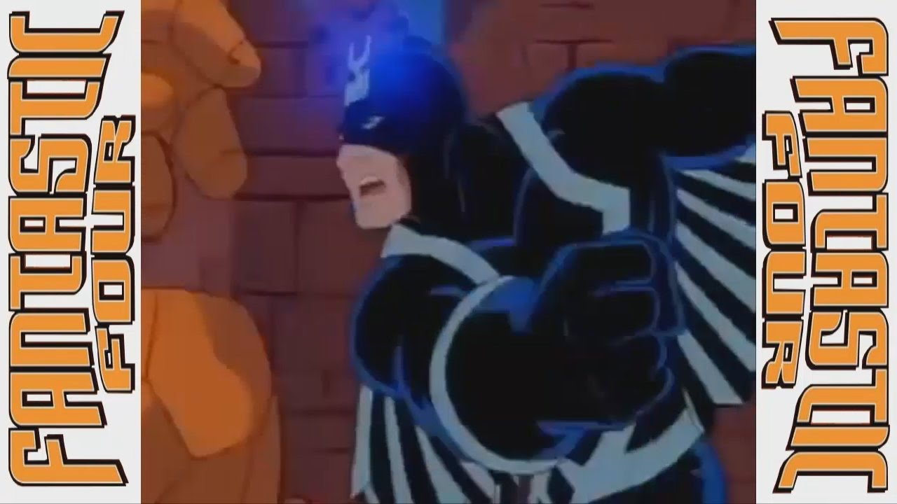 fantastic four 1994 tv series 1990 s cartoon episode 16