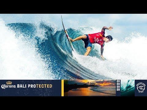 Medina Vs. Silva Vs. Waida - Seeding Round, Heat 6 - Corona Bali Protected 2019