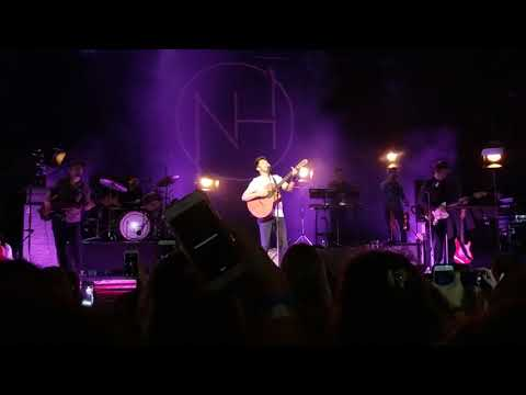 Paper Houses -- Niall Horan, Flicker Sessions, Dublin (8/29/2017)