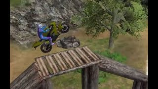 Bike Trials Offroad Game Level 1-5