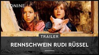 Rennschwein Rudi Rüssel - Trailer (deutsch/german)