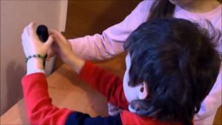 Дети собирали угловой шкаф себе в комнату(, 2015-04-30T13:15:18.000Z)