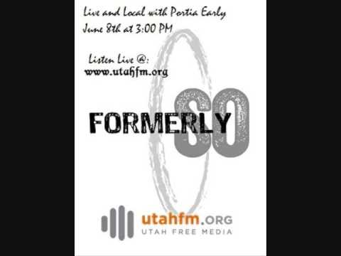 Formerly So Radio Interview on Utah FM - Part 1