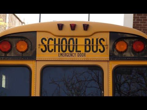 Big Rig - Drunk Bus Driver Goes Bat Crap Crazy On Kids & Leaves Them