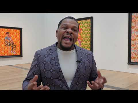 Kehinde Wiley Commemorates the People of Saint Louis at SLAM