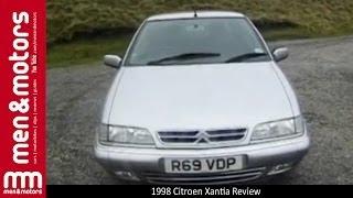 1998 Citroen Xantia Review