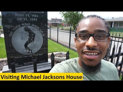 Visiting Michael Jacksons House - Gary, Indiana (Midwest)