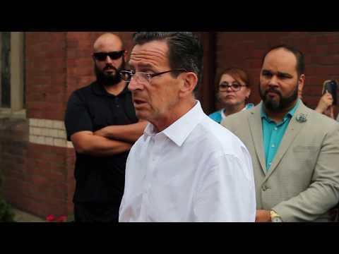 Gov. Dannel Malloy on Deportations